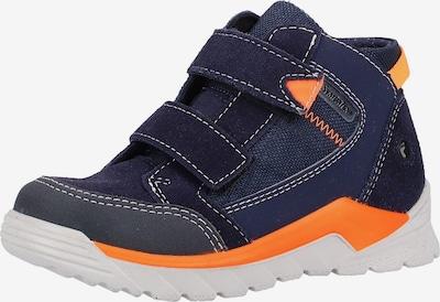 RICOSTA Halbschuhe in nachtblau / orange / schwarz, Produktansicht