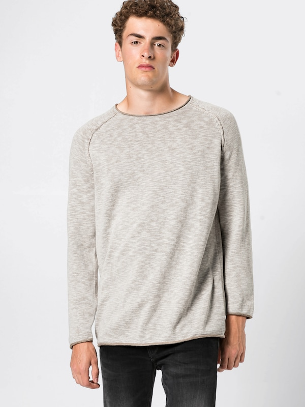 Review Raglan' '2tn Clair over Slub Beige Pull En Nn8yv0wmO