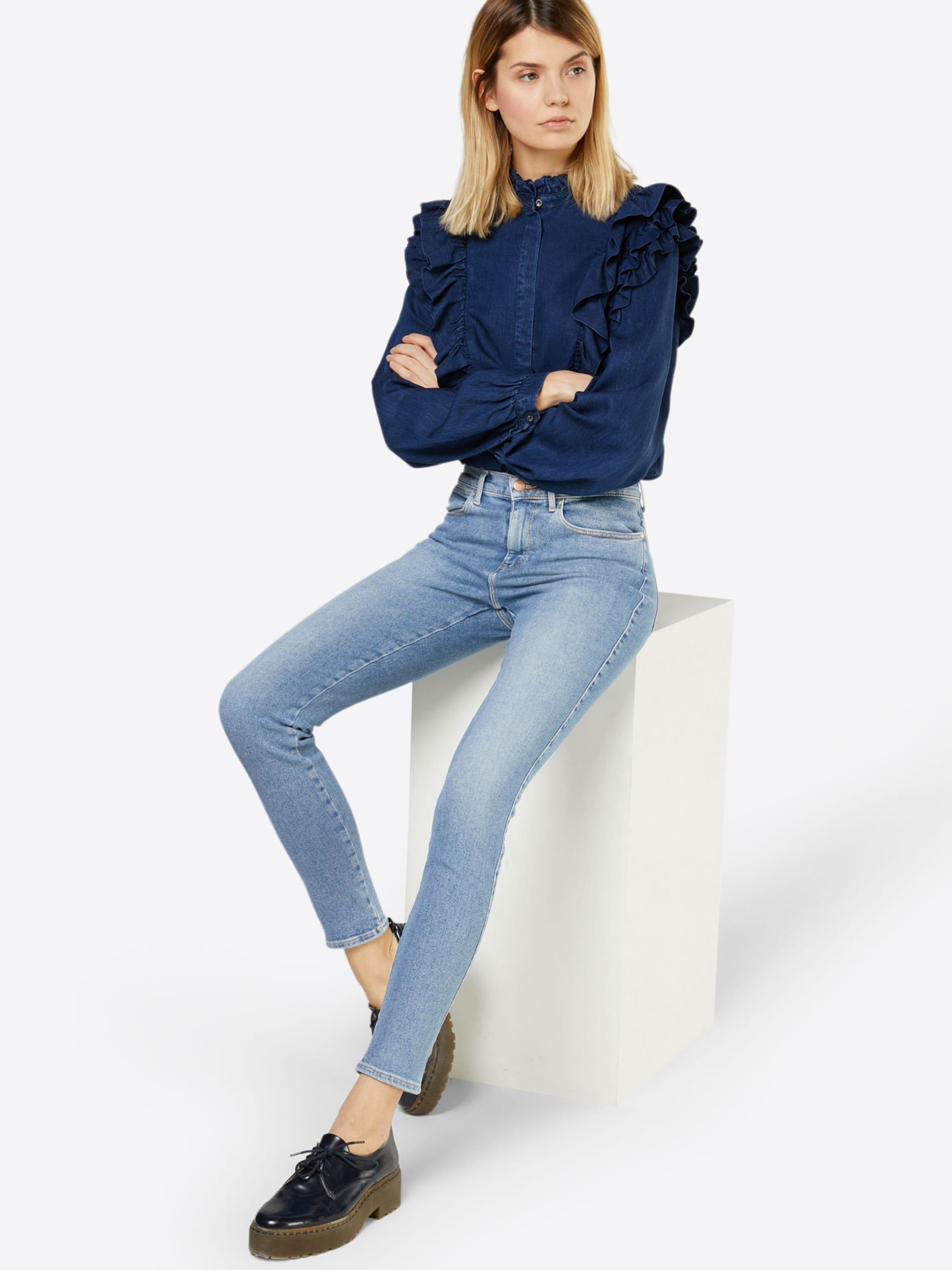 WRANGLER Skinny-Jeans als High-Rise Freies Verschiffen Besuch Neu Verkauf Sneakernews Auslass Erstaunlicher Preis Billig Verkauf Sehr Billig Countdown Paketverkauf Online Zt5Tb
