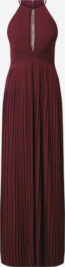 TFNC Robe 'TOULA' en bourgogne, Vue avec produit