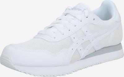 Sneaker low 'Tiger Runner' ASICS SportStyle pe alb: Privire frontală