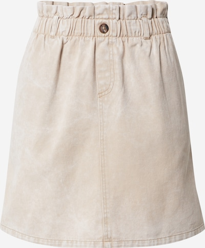 Noisy may Rock 'NMJUDO ELLEN SHORT PAPERBACK SKIRT' in beige, Produktansicht