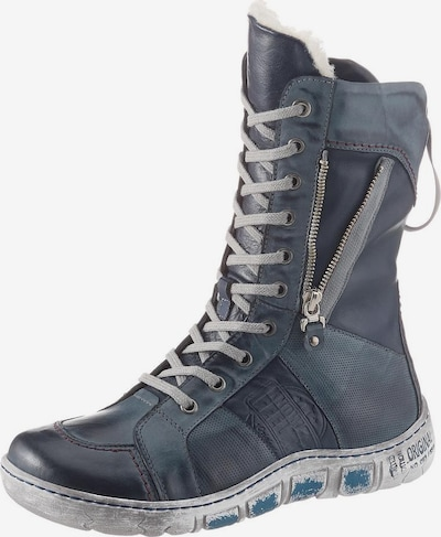 KACPER Winterboots in dunkelblau, Produktansicht
