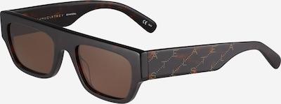 Stella McCartney Sonnenbrille in braun / schwarz, Produktansicht