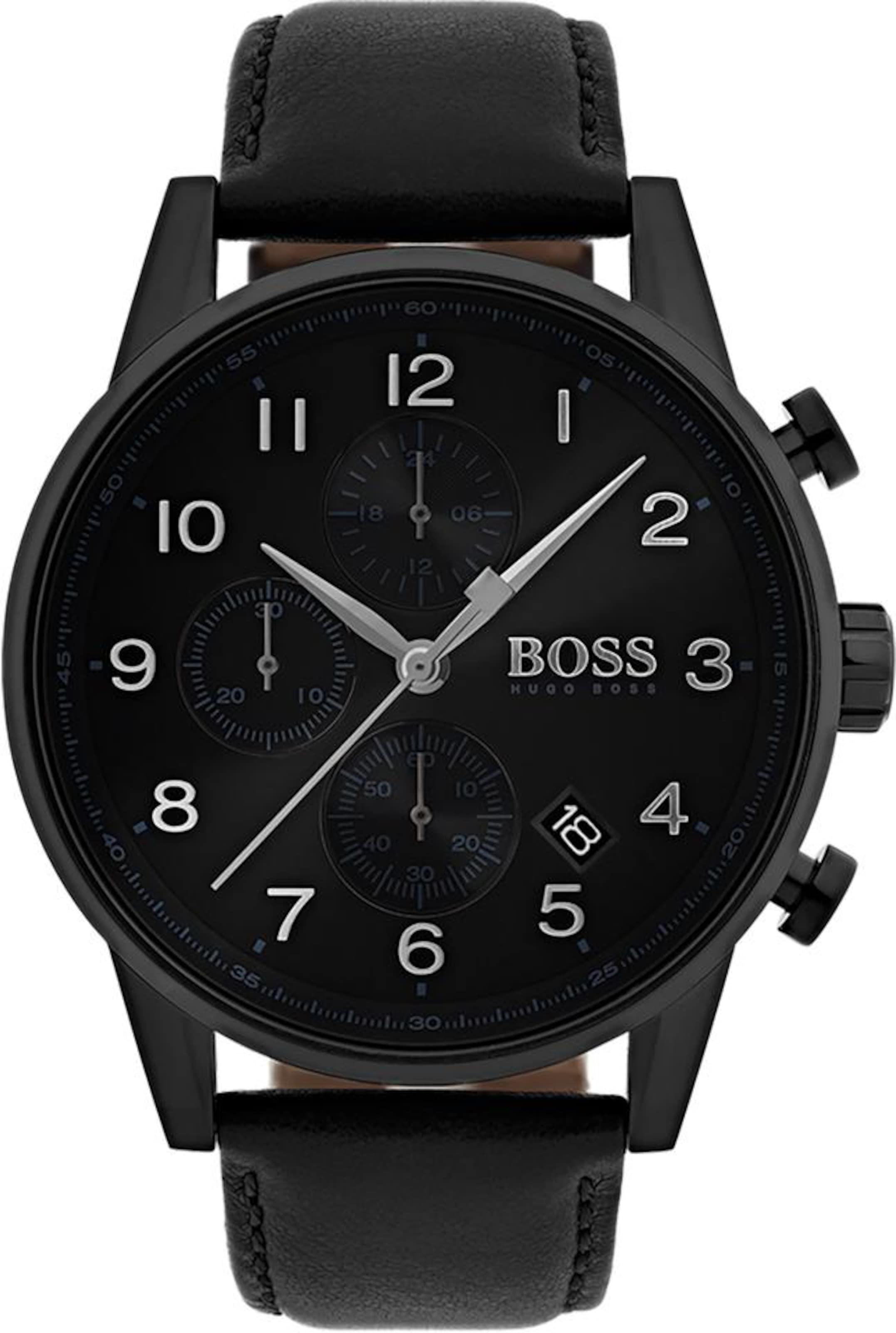 BOSS Boss Chronograph »NAVIGATOR CLASSIC, 1513497«