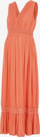 MAMALICIOUS Umstandskleid in orange, Produktansicht
