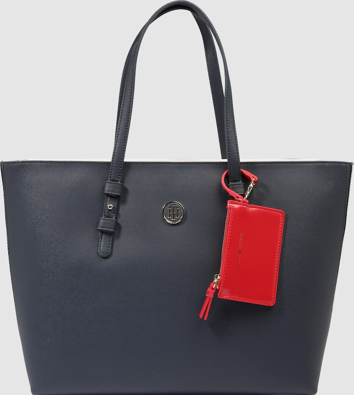 TOMMY HILFIGER Shopper 'SIGNATURE STRAP'