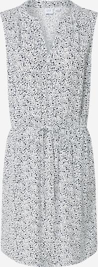 GAP Kleid 'V-SL SHIRT DRESS' in mischfarben / weiß, Produktansicht