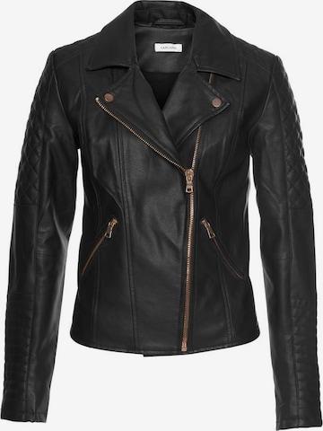 LASCANA Between-season jacket in Black