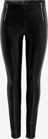 ONLY Kunstleder -Leggings in schwarz, Produktansicht