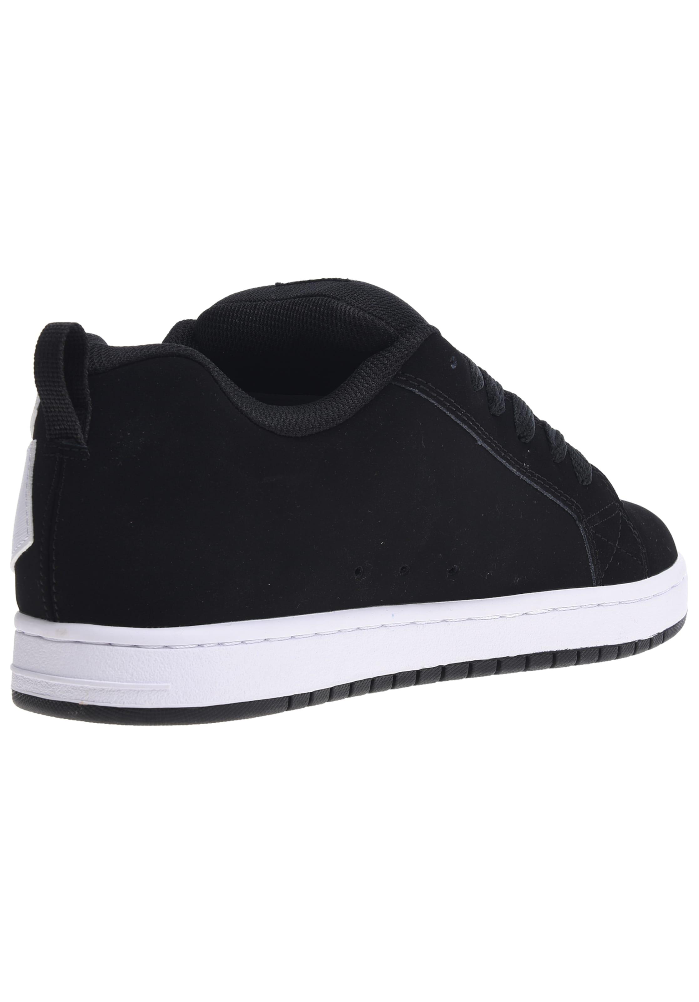 'court Dc In Shoes SchwarzWeiß Graffik' Sneaker OTXZPkiu