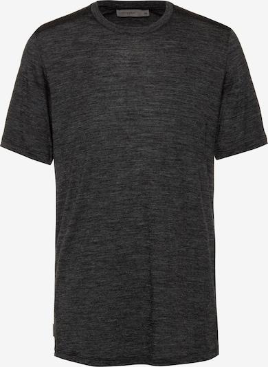 Icebreaker Funktionsshirt 'Sphere Merino' in schwarz, Produktansicht