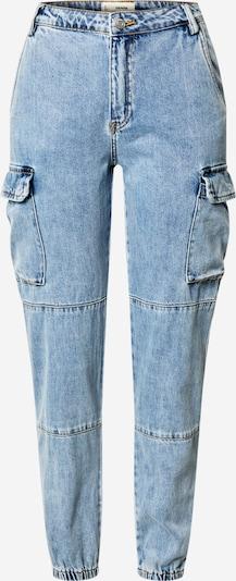 Tally Weijl Klapptaskutega teksapüksid sinine denim, Tootevaade