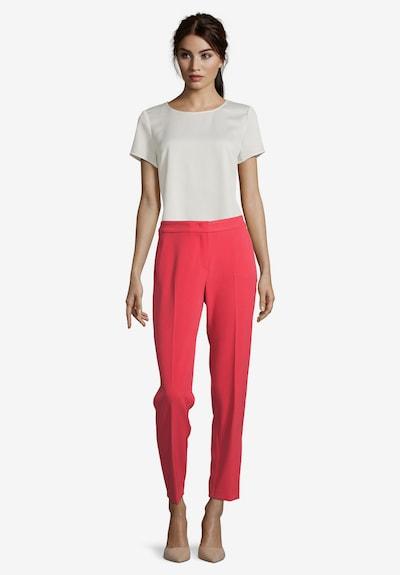 Betty Barclay Bügelfaltenhose in pink, Modelansicht