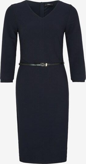 s.Oliver BLACK LABEL Šaty - noční modrá, Produkt