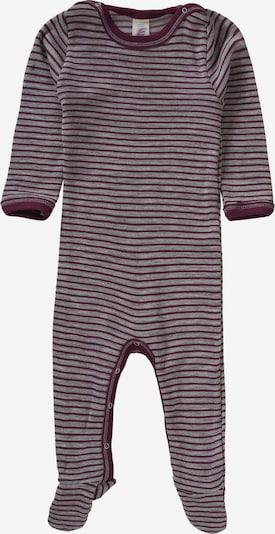 ENGEL Schlafanzug in grau / eosin, Produktansicht