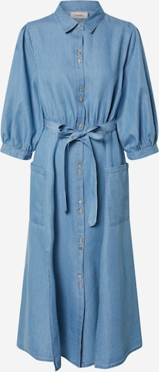 Louche Kleid 'LILWENN CHAMBRAY' in blue denim / hellblau, Produktansicht