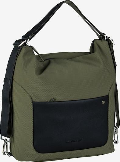 MANDARINA DUCK Handtasche ' Camden ' in grün / schwarz, Produktansicht