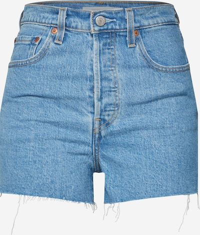 LEVI'S Shorts 'RIBCAGE' in blue denim, Produktansicht