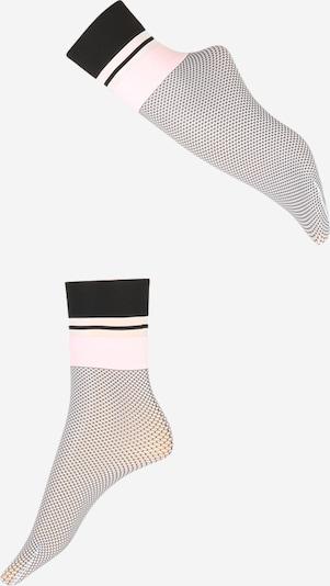FALKE Chaussettes 'Ace SO' en blanc, Vue avec produit