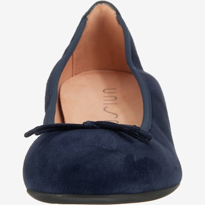UNISA Ballerina in de kleur Blauw, Productweergave