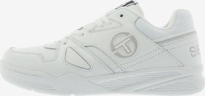 Sergio Tacchini Sneaker 'Top Play Block LTH' in schwarz / weiß, Produktansicht