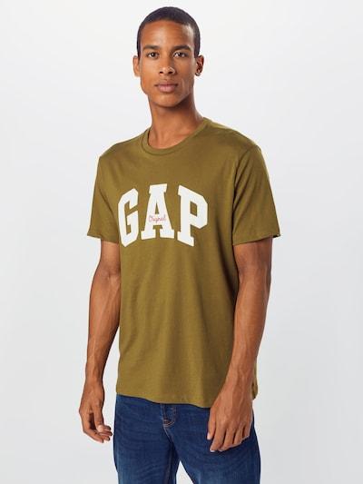 GAP Särk 'Arch' oliiv / heleroosa / valge: Eestvaade