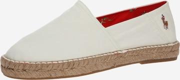 Espadrilles 'Cevio' Polo Ralph Lauren en beige
