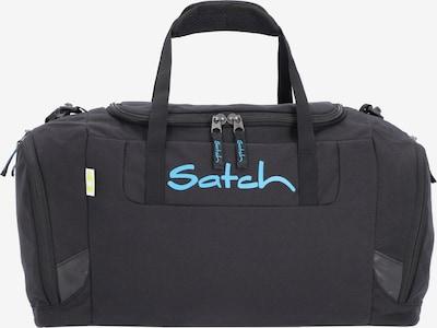 Satch Tasche in türkis / schwarz, Produktansicht