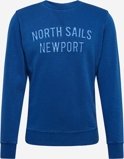 North Sails Sweatshirt in blau, Produktansicht