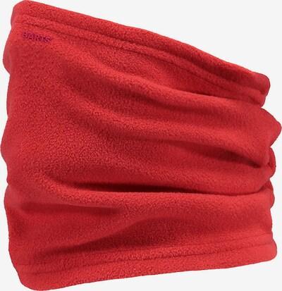"""Barts Schal """"Col' in rot, Produktansicht"""