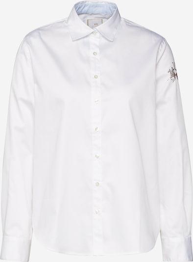 La Martina Bluzka 'PWC003-PP487' w kolorze białym, Podgląd produktu