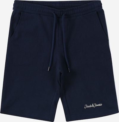 Jack & Jones Junior Hose in navy / weiß, Produktansicht