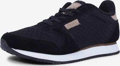 WODEN Sneakers ' Ydun Suede Mesh ' in schwarz, Produktansicht