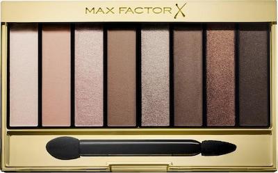 MAX FACTOR Lidschatten-Palette 'Masterpiece' in gold, Produktansicht
