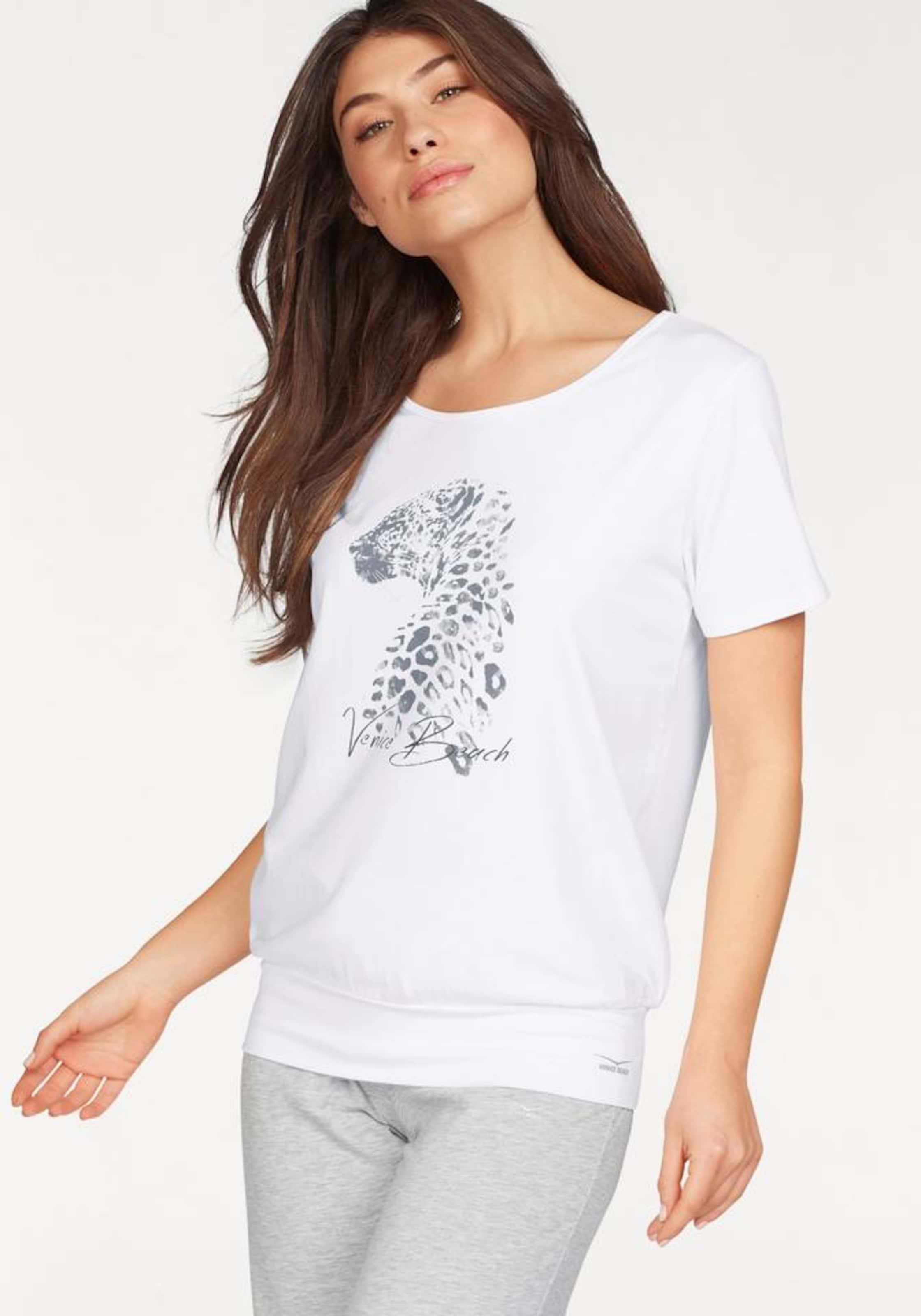 In 'rita' shirt Weiß Venice Beach T D9WH2IE