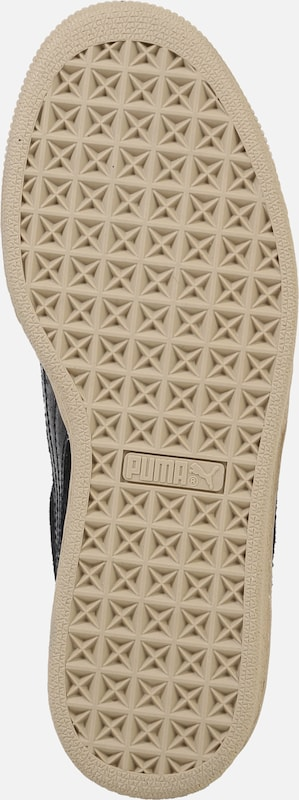 Suede Zwart Laag Safari Sneakers Puma Heart In 4j3A5RLq