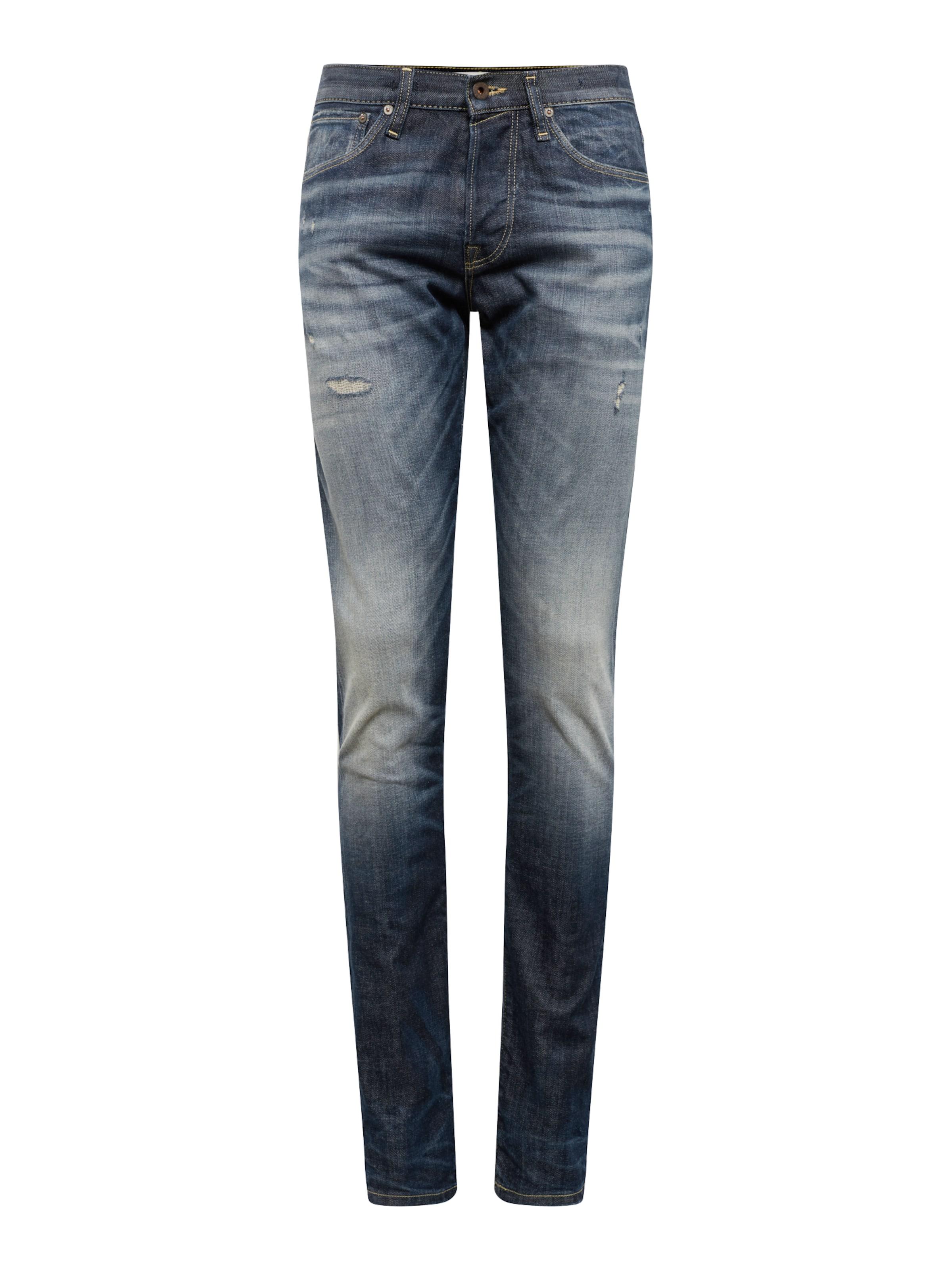 Denim R203 In Blue Jjroyal Rdd' Jeans Jones 'jjiglenn Jackamp; qUpGMSzV