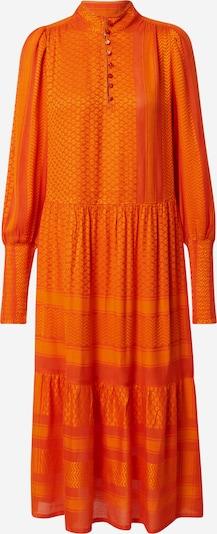 Rochie 'Elly' Cecilie Copenhagen pe portocaliu, Vizualizare produs