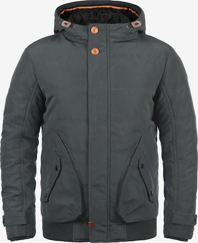 BLEND Bomberjacke 'Polyus' in grau / dunkelgrau, Produktansicht