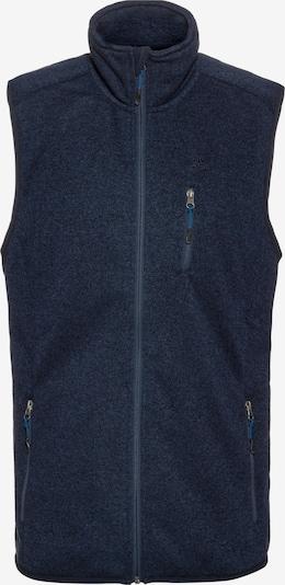 OCK Strickweste in blau, Produktansicht