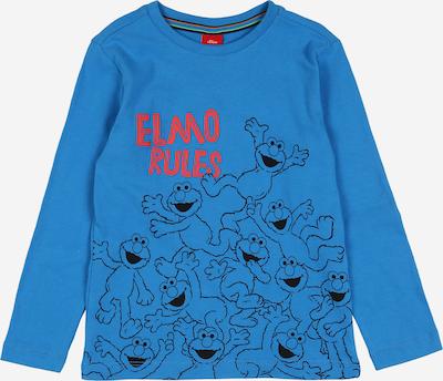 s.Oliver Shirt in blau, Produktansicht