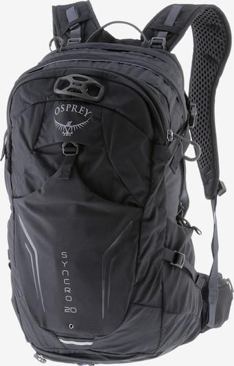 Osprey Fahrradrucksack 'Syncro 20' in schwarz, Produktansicht