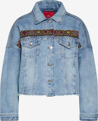 s.Oliver Prijelazna jakna u plavi traper, Pregled proizvoda