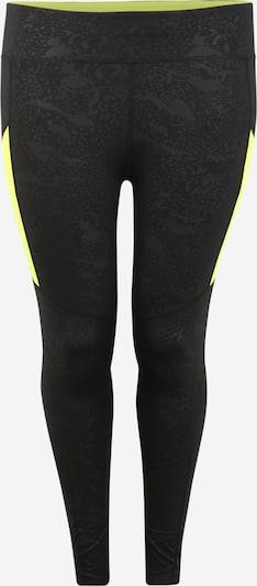 Only Play Curvy Sport-Hose 'ONPANGILIA' in schwarz, Produktansicht