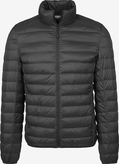 Urban Classics Basic Down Jacket in schwarz, Produktansicht