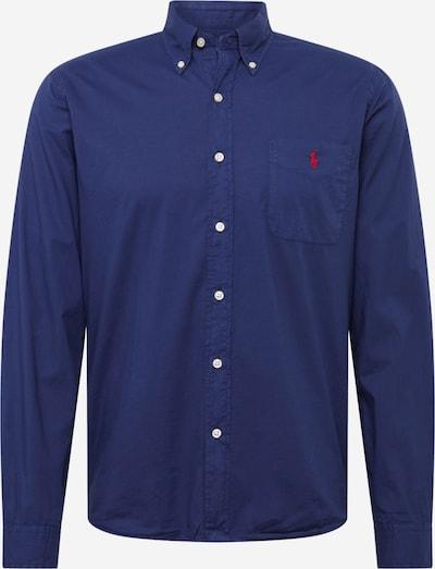 Dalykiniai marškiniai 'CUBDPPPKPRPS-LONG SLEEVE' iš POLO RALPH LAUREN , spalva - tamsiai mėlyna, Prekių apžvalga