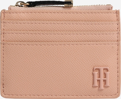 TOMMY HILFIGER Portemonnee 'Saffiano CC Holder' in de kleur Beige / Rosé, Productweergave