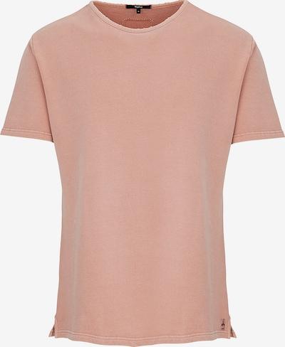 tigha O-Neck Shirt  ' Bernard ' in beige / rosa, Produktansicht