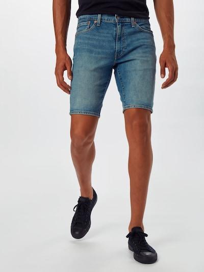 LEVI'S Jeans '511' i blå, Modelvisning
